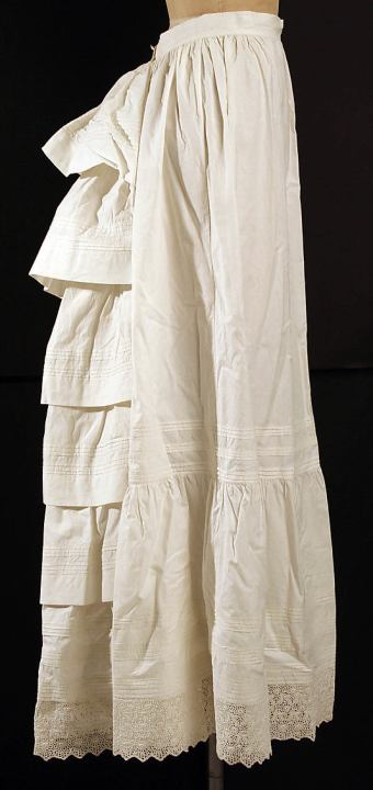 1880's Petticoat Source - http://www.metmuseum.org/Collections/search-the-collections/110407?rpp=20&pg=4&ao=on&ft=petticoat&when=A.D.+1800-1900&pos=61