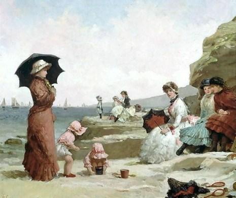 V. Chavigny  1870 Source - http://bjws.blogspot.co.uk/search/label/Beach%20-%20Waterside